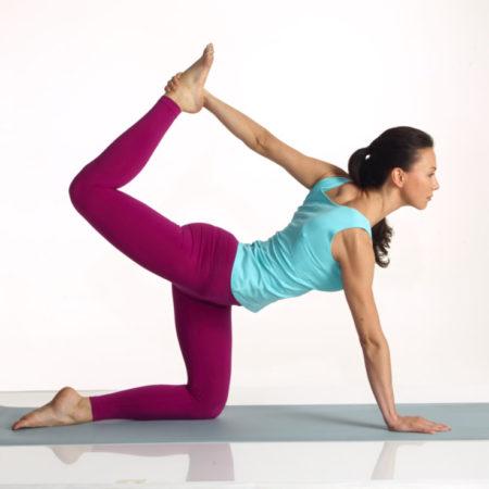 Йога для поясничного отдела позвоночника